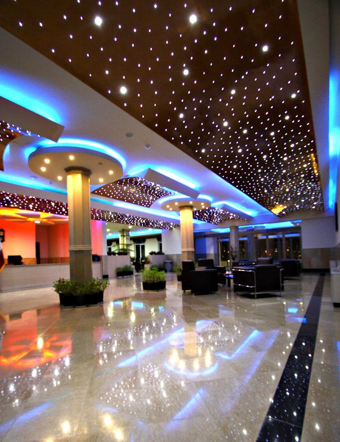 سیستم هوشمند کنترل روشنایی و نورپردازی خانه هوشمند