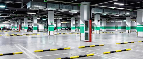 پارکینگ هوشمند و مکانیزه
