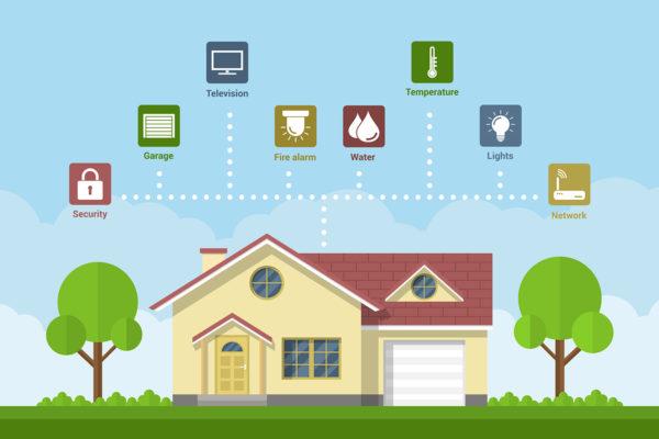 10  گام برای تبدیل خانهتان به یک خانه هوشمند