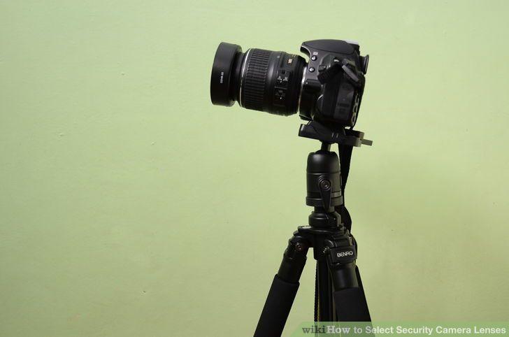 چگونه لنزهای دوربین مداربسته را انتخاب کنیم