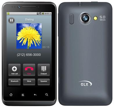 کارخانه تولید موبایل GLX در آستانه تعطیلی