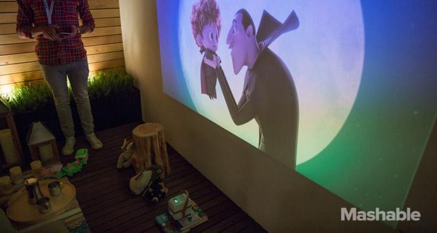 طرح خانه هوشمند سونی فضای فیلمهای علمی تخیلی را به منزل شما میآورند