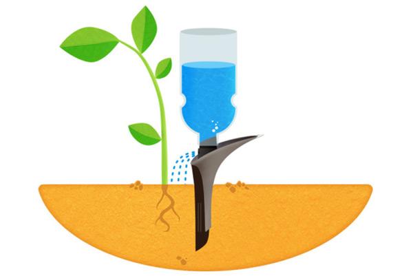 سنسورهای جدید هوشمند، گیاهان خانگیتان را آبیاری میکنند!