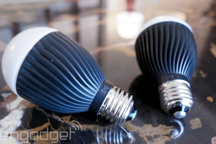 لامپهای هوشمند میسفیت با امکان تغییر رنگ از طریق تلفن هوشمند