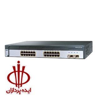 Cisco WS-C3750G-24TS-S thumbnail picture