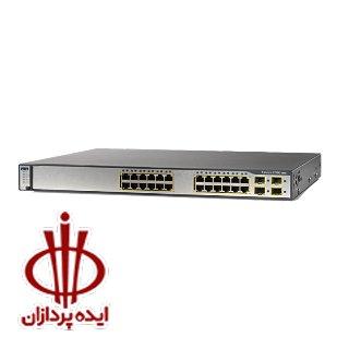 Cisco WS-C3750G-24TS-S1U