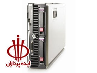 HP ProLiant BL460c Blade Server