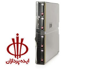 HP ProLiant BL480c Blade Server