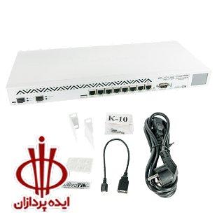 MikroTik CCR1036-8G-2S
