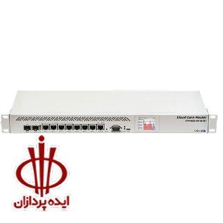 MikroTik CCR1009-8G-1S-1S