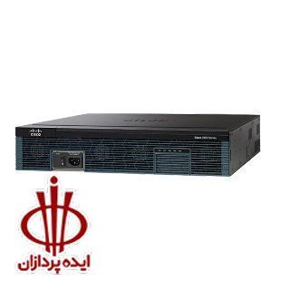 Cisco 2921/K9 Routerبزرگنمایی